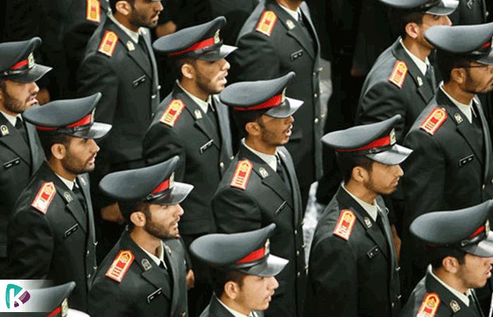 استخدام نیروی انتظامی