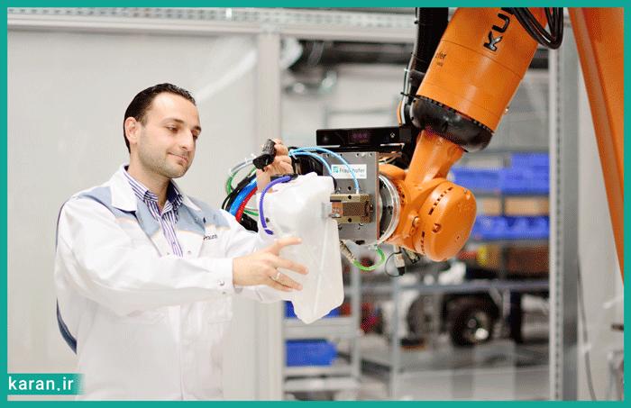 همه چیز درباره شغل مهندس رباتیک