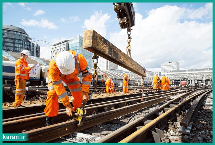 همه چیز درباره شغل مهندس راه آهن