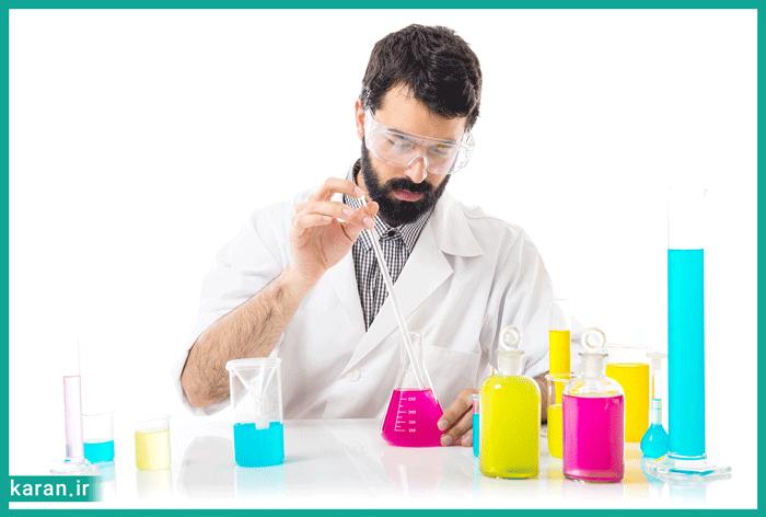 همه چیز درباره شغل مهندس شیمی