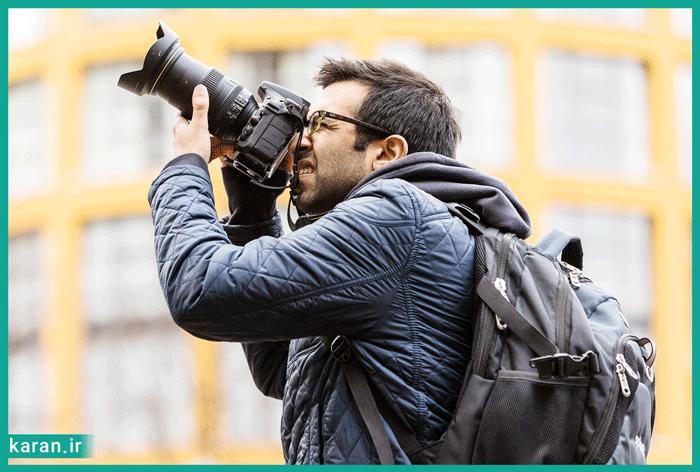 همه چیز درباره شغل عکاس