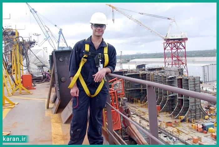 همه چیز درباره شغل مهندس دریا