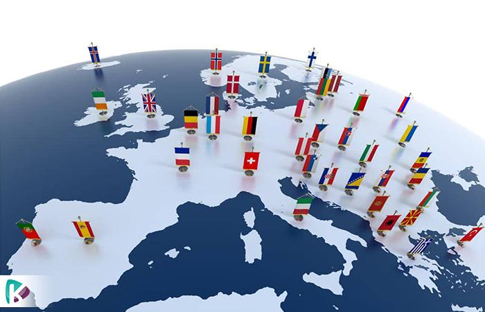 بهبود بازار کار و استخدام در کشورهای اروپایی