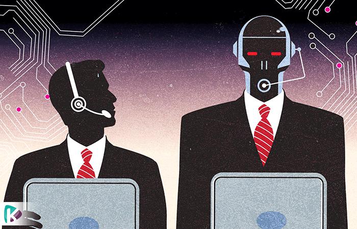 هوش مصنوعی شما را از کار بیکار می کند؟